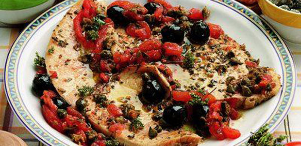 pesce-spada-pizzaiola